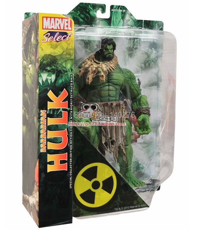 30cm Avengers Hulk  Action Figure Superhero PVC Toys brinquedos Collectible for Christmas gifts with Retail box C680<br><br>Aliexpress
