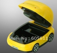 USB mokeless Ashtray Active Carbon Filter Smokeless Ashtray,smokeless car ashtray(China (Mainland))