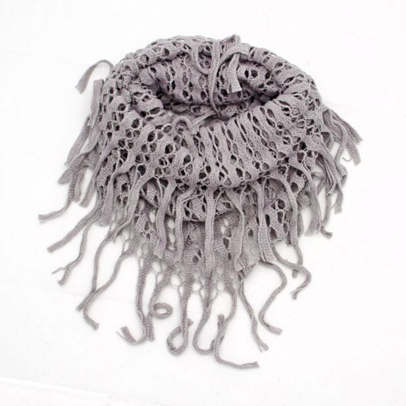 Free Shipping women Ladies wool soft Tassel scarves Long Wraps neckerchief fashion Hot sale(China (Mainland))