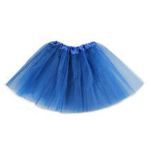 Free Shipping Brand 2015 Fashion Summer Baby Girls Candy Color New Style Perform Dance Tutu Skirt  2-7 Years Hot Sale
