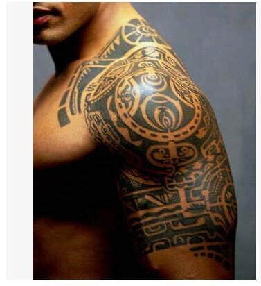 Waterproof Tattoo for Men