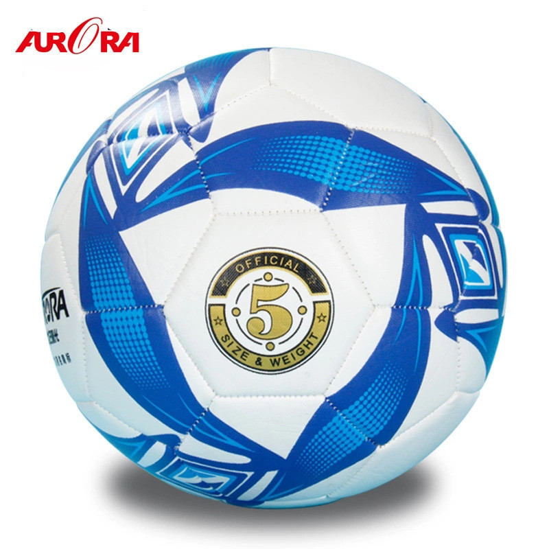 POINT BREAK Factory direct sales of sewing machine football authentic 5 large football support custom PU football wholesale 5(China (Mainland))