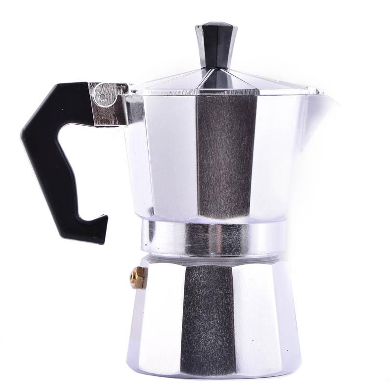 1pc 1cups Alumnium Moka pot/ Espresso Coffee Maker(China (Mainland))