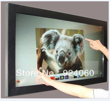 """6-Points 60"""" Infrared Multi Touch Screen  For LED TV  FreeShipping Cost"""