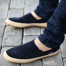 2016 New summer Spring England Fashion Men shoes Zapato Casual shoes Loafer flats Slip on shoes 1320