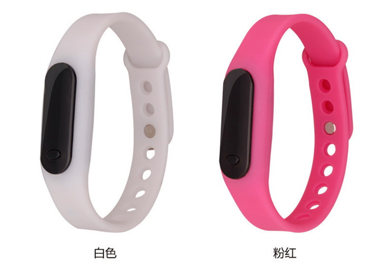 Smart meter hand ring table trend led child sports gift table lovers watch(China (Mainland))