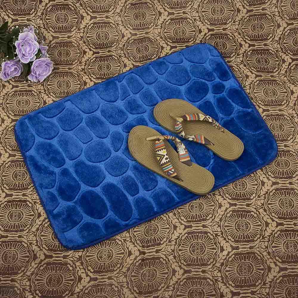 Doormat Non-Slip Kitchen Bedroom Soft Carpet Bath Mat Home Entrance Floor Mat Hallway Area Rugs Kitchen Floor Door Mat(China (Mainland))