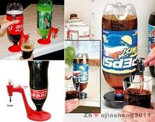 1X Fizz Soda Saver Cola Drinks Beverage Dispenser Bottle Drinking Water Party Beer Gadget Dispense Machine Quoted The Device(China (Mainland))