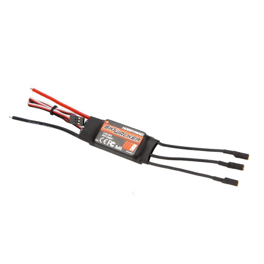 100% Original Hobbywing SkyWalker Brushless ESC 40A With BEC(China (Mainland))