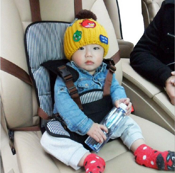 Free Shipping Baby Car Seat, Child Car Safety Seat, for Baby of 9-25KG and 9 Months-5 Years Old, Blue Color(China (Mainland))