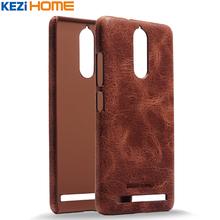Buy Case Lenovo K5 note, KEZiHOME Retro Genuine Cow Leather Hard Back Case Cover Lenovo K5 Note 5.5'' Phone cases Co.,LTD) for $8.47 in AliExpress store
