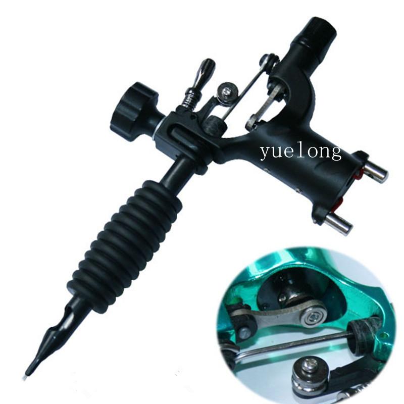 1pcs Black Dragonfly Rotary Tattoo Machine Liner & Shader For Tattoo Gun Tattoo Supply maquina de tattoo rotativa free shipping(China (Mainland))
