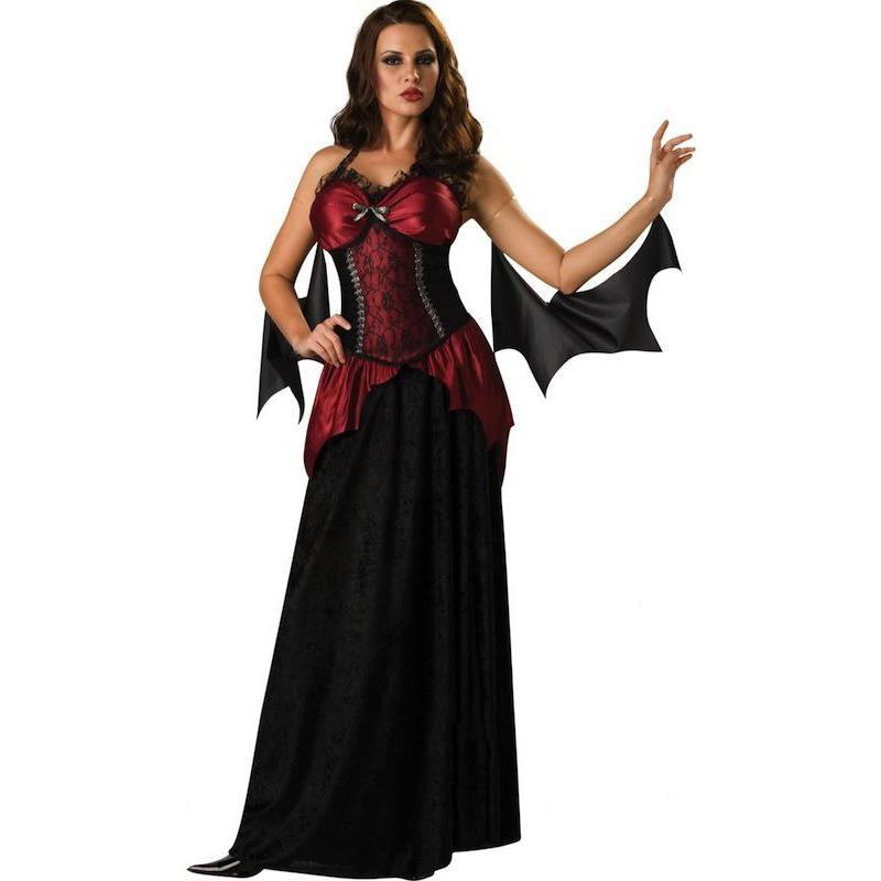 sexy gothic vampiress kost m erwachsene viktorianischen. Black Bedroom Furniture Sets. Home Design Ideas