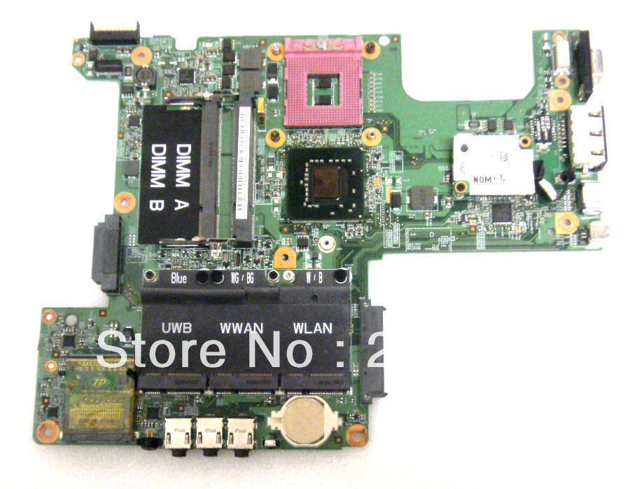 Laptop Motherboard for Dell 1525 Inspiron MOTHERBoard 48.4W002.021(China (Mainland))