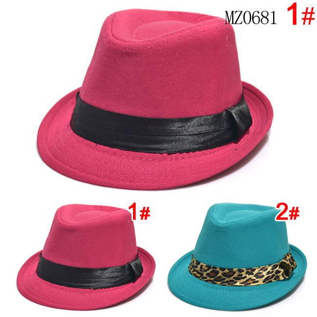 Free shipping Baby girls Jazz cap Childrens fedora hat Childrens summer hat Kids classic sun hat<br><br>Aliexpress
