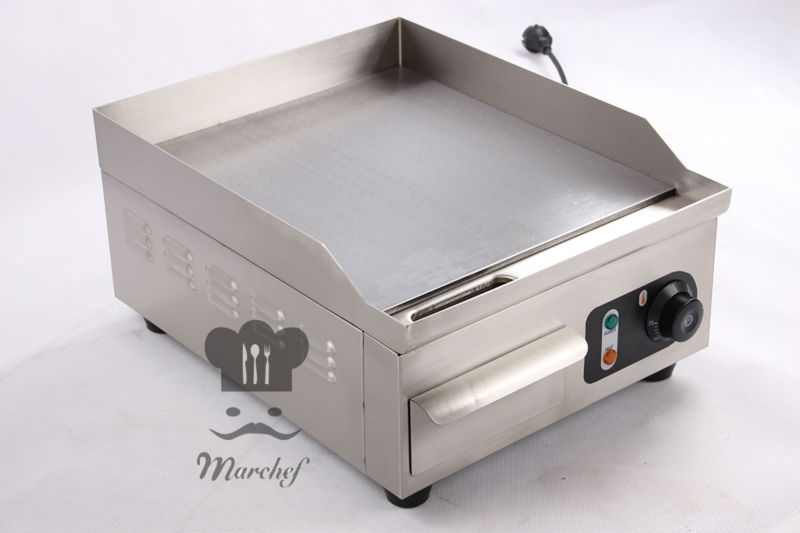 Commercial Griddles For Restaurants ~ Free shipping new commercial electric griddle grill hot