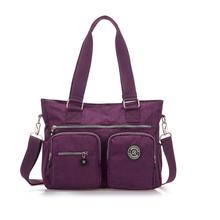 New Fashion Nylon Handbags Women Shoulder Bags Casual Travel Bags For Girls Bolsos Women Bags Waterproof Nylon Bags(China (Mainland))