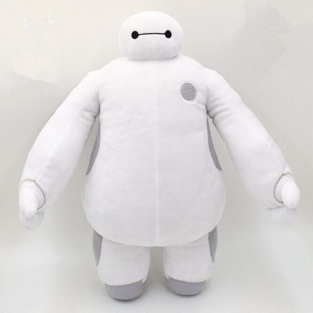Baymax куклы, 20 см 30 см 40 см, белый плюшевые игрушки с присоской, детские плюшевые игрушки, аниме juguetes