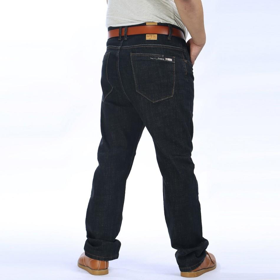 52 50 9XL 8XL 6XL 5XL jeans 2016 Cotton fashion designer High Qualtiy Men Jeans denim pants jeans wholesale High quality jeans