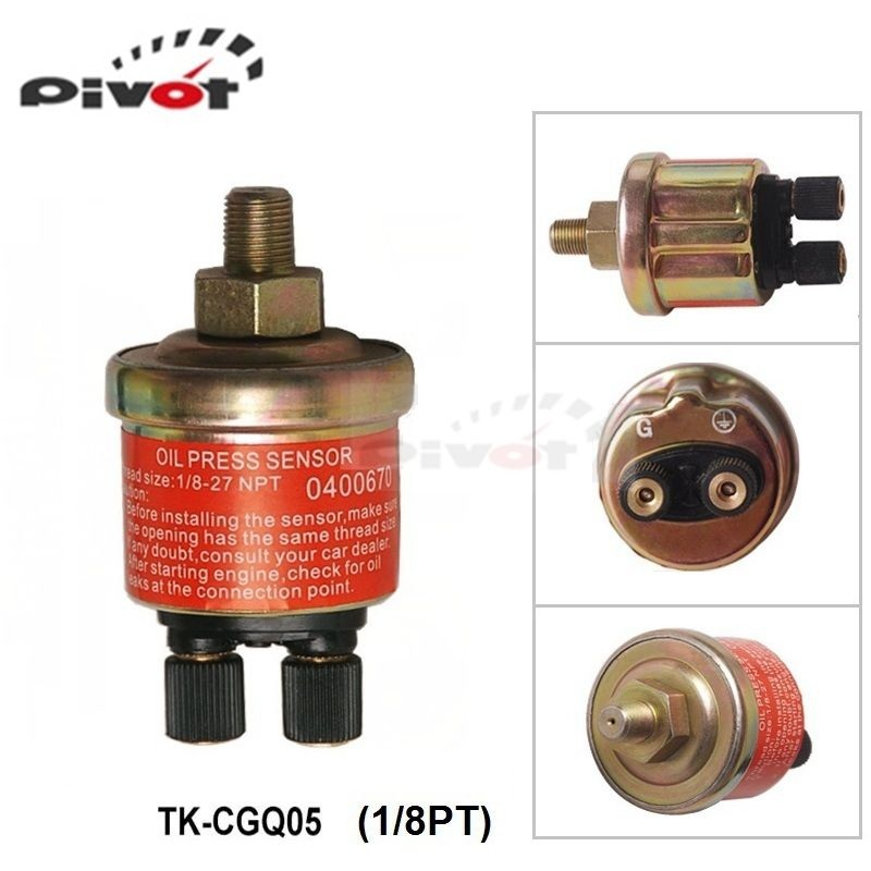 Tansky - Oil pressure Sensor Replacement for Defi Link and for Apexi any oil pressure  gauge (Just for Tanskys gauge)  TK-CGQ05<br><br>Aliexpress