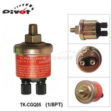 PIVOT  - Oil pressure Sensor Replacement for Defi Link and for Apexi any oil pressure  gauge Just for PIVOT's gauge TK-CGQ05(China (Mainland))