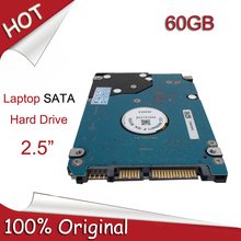 """Internal HDD 2.5"""" inch Laptop 60GB SATA Hard Drive For Old Notebook Free Shipping (China (Mainland))"""