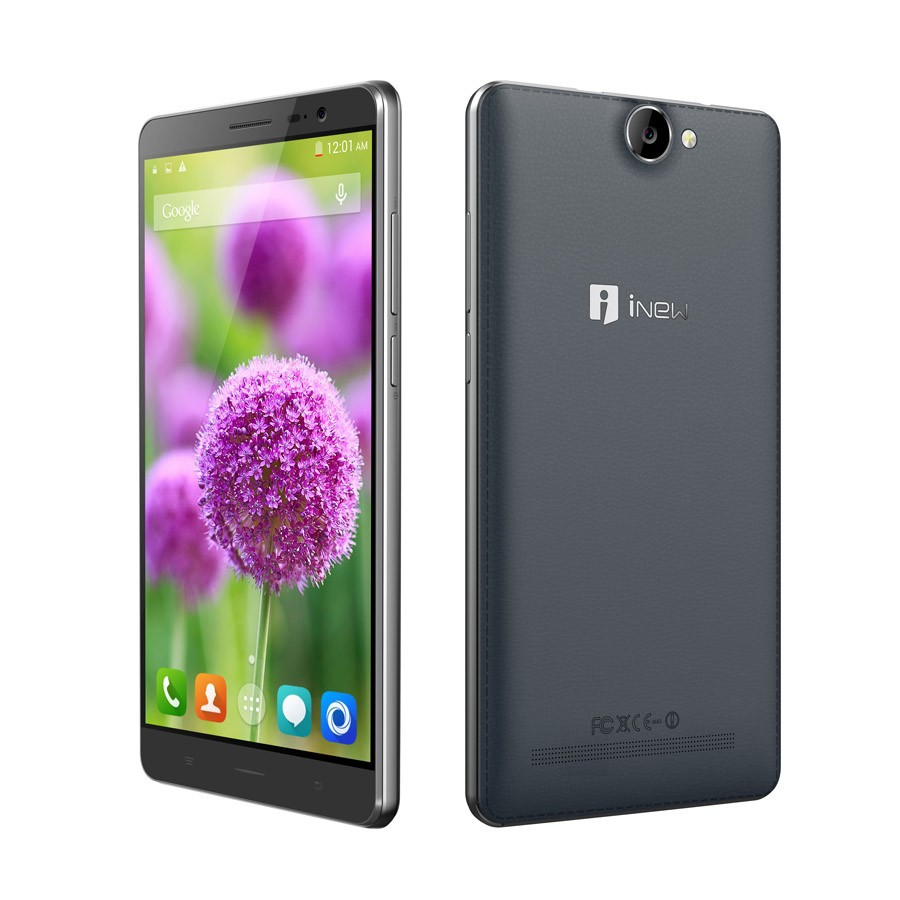 "Original iNew L4 4G LTE Mobile Phone MTK6735 Quad Core 5.5"" 1280x720 1GB RAM 16GB ROM Android 5.1 Lollipop 4700mAh 13MP Camera(China (Mainland))"