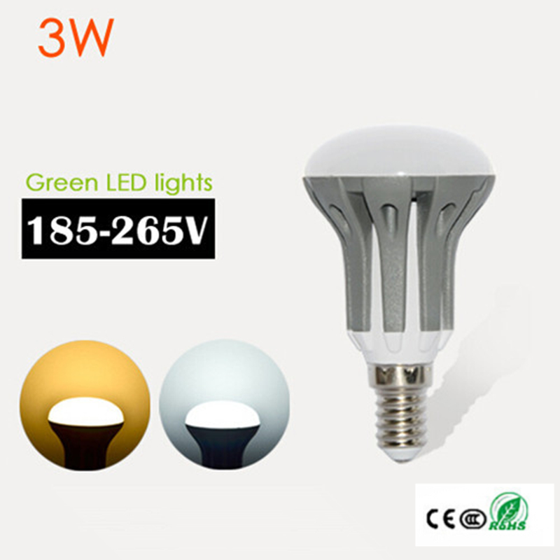 LED Light Bulb E14 3W 2835 SMD lampada LED 220V White Warm White Umbrella Indoor Lamp Spotlight 50000 Hour Lifespan Top Quality(China (Mainland))