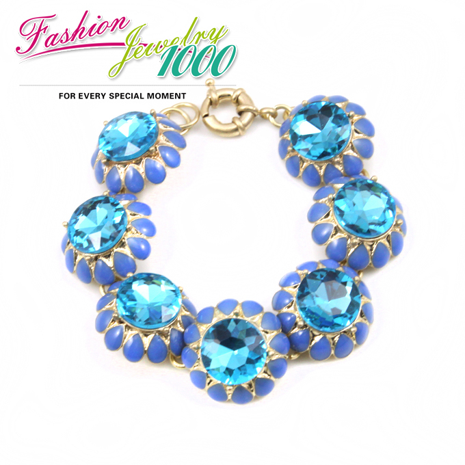 2014 New  Fashion Lady  Bracelets Chunky Statement Jewelry For Women Free Shipping<br><br>Aliexpress