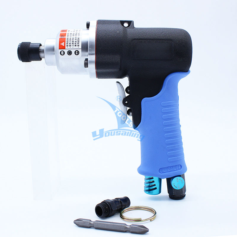 High Quality Pistol Type Pneumatic Screwdriver  Air Screw Driver Tools