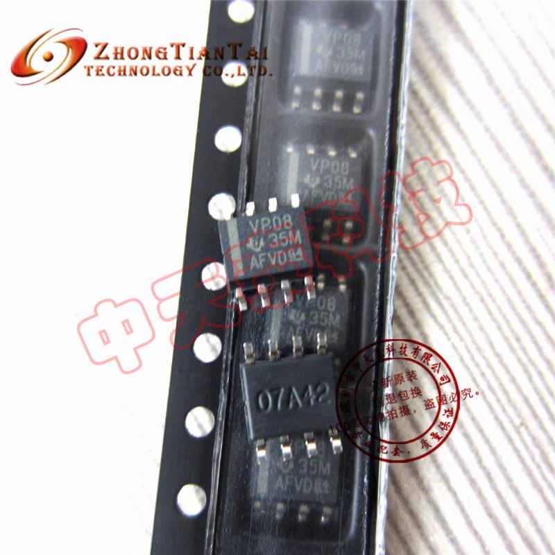 1 Free shipping Driver IC SN65HVD08DR / VP08 bus driver SOP-8 new original(China (Mainland))