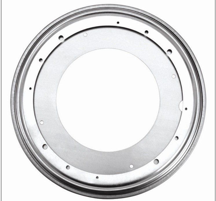360-degree Rotating Swivel Plate Type Lazy Susan Turnable With Bearings(China (Mainland))