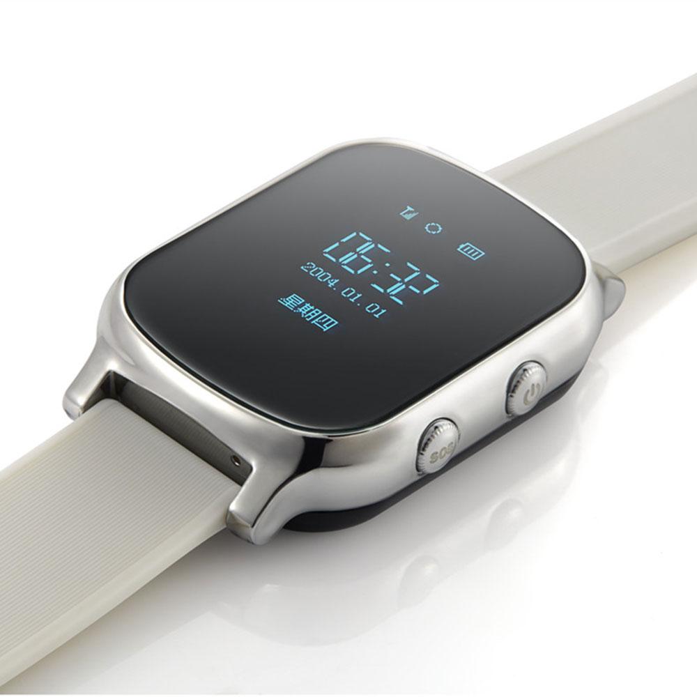 Smart Baby Watch Q60 - детские часы с GPS, розовые
