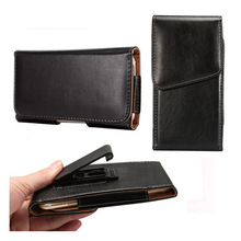 """Buy Fashion Waist to hang Lichee pu Leather case cover Pouch Holster belt clip for Sony Xperia C4 5.5""""inch Universal Cases for $5.94 in AliExpress store"""
