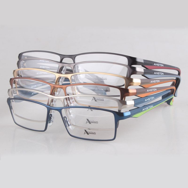 titanium glasses frame for men sport  tr90 temple simple titanium optical glasses  brand high quality eyewear optical P9110Одежда и ак�е��уары<br><br><br>Aliexpress