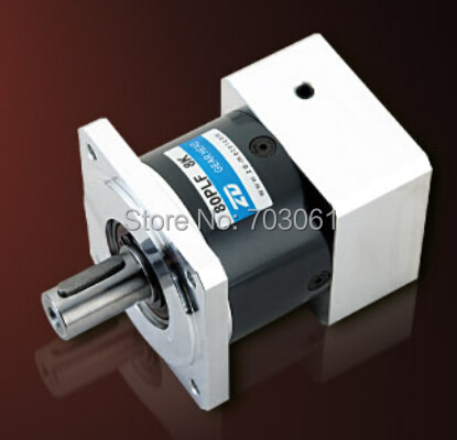 60mm high precision planetary gearbox ratio 10 1 planetary Dc planetary gear motor