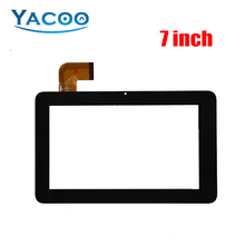 YACOO Tablet PC Touch Screen 7 inch QSD E-C7009-03 Black Touch Panel External Screen Glass Handwriting Screen Capacitive Screen