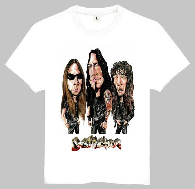 Free Shipping Rock Band Deep purple T-Shirt Short Sleeve Teenages Ian Gillan Top Tees Shirt(China (Mainland))