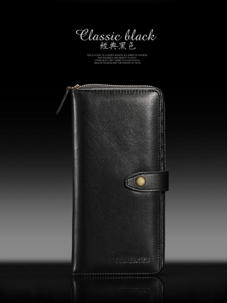 DUCIO מותג גברים של ארנק עור אמיתי זכר הארנק, הארנק המקרים בעל כרטיס Moble טלפון עבור iphone/סמסונג/XIAOMI/Lenovo/JIAYU
