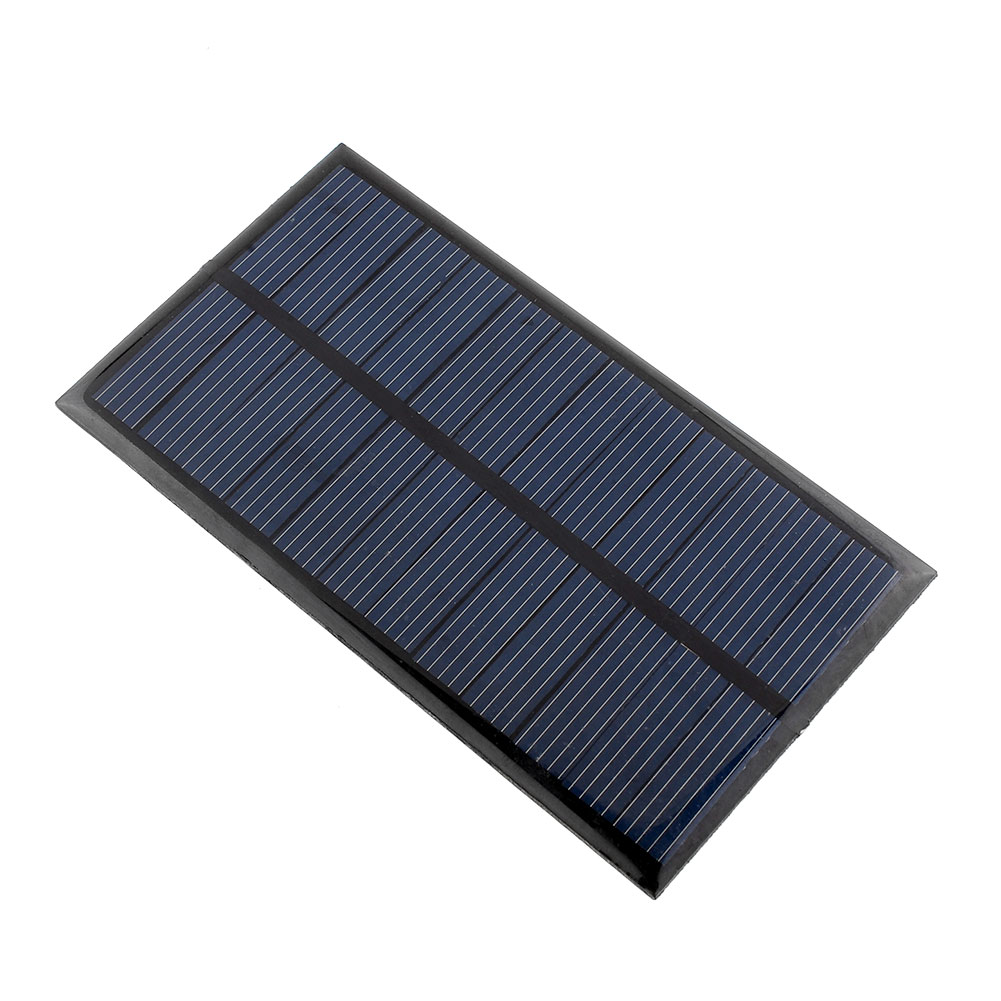 New 6V 1W Solar Power Panel Solar System Module DIY For Light Battery Cell Phone Chargers(China (Mainland))