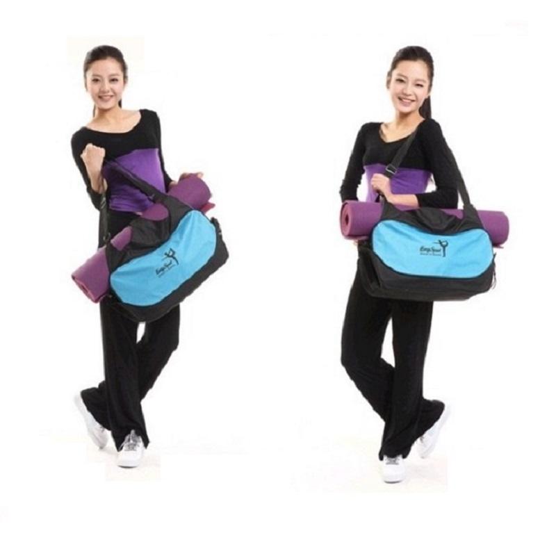 Hot Multifunctional Yoga bag gym mat bag yoga backpack Waterproof Yoga Pilates Mat Case Bag Carriers (Yoga mat not including)(China (Mainland))