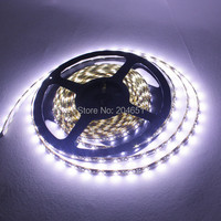 5m/300LEDs High quality 3528SMD Flexible LED Strip Light Bar Waterproof IP67 12V car drl driving decorative light Lamp CE RoHS