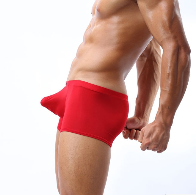Boxer Men Seamless Shorts