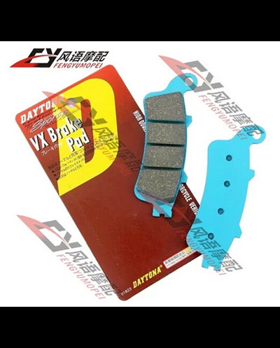 Motorcycle Front Brake Pads ST1300 FJS400 Silverwing 06-09 Year - Colorlight Center store