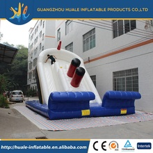 Good quality hot selling Colorful inflatable slide amusement slide cheap inflatable slide for kids(China (Mainland))