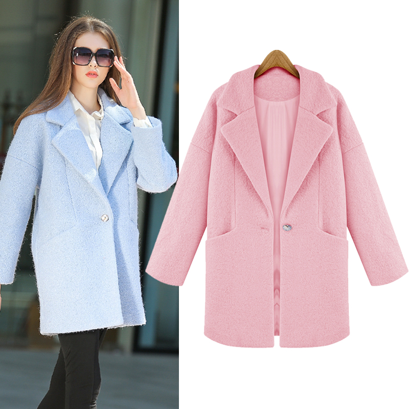 Ladies Pink Winter Coats - Coat Nj