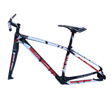 Buy 2017 FCFB MTB carbon frame15/17/19/21inch bicycle 27er 29er carbon frame carbon mountain bike frame disc carbon mtb frame PF30 for $352.60 in AliExpress store