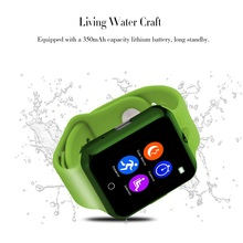 New Fashion Health Bluetooth Heart Rate Pulse Monitor Smart Wrist Watch Phone V88 Smartwatch with GSM/GPRS SIM TF Card UV Test