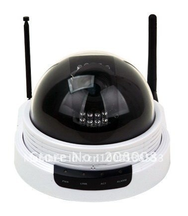 Dome IP Camera with Wifi  ,Indoor Dome IP Camera, free shipping