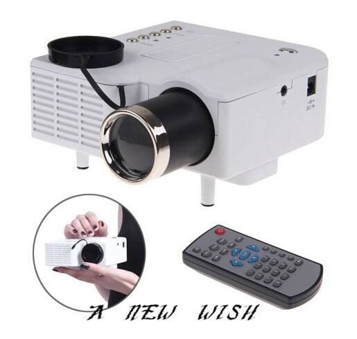 Promtion projection uc28 multimedia high resolution for High resolution mini projector